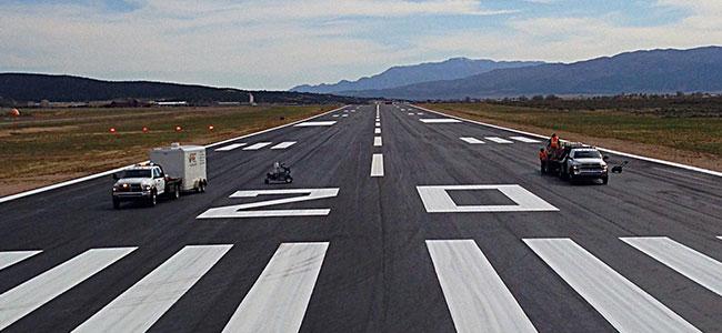 runway-striping
